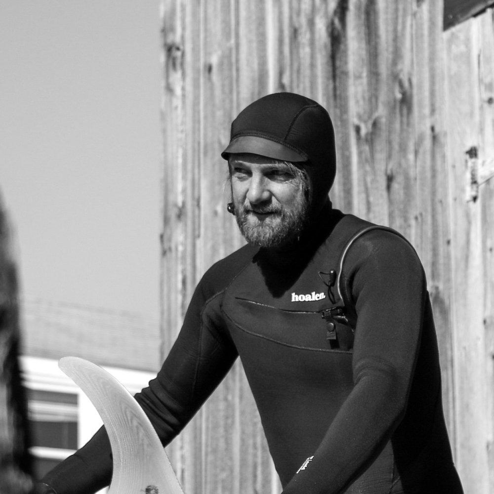 Winter wetsuit