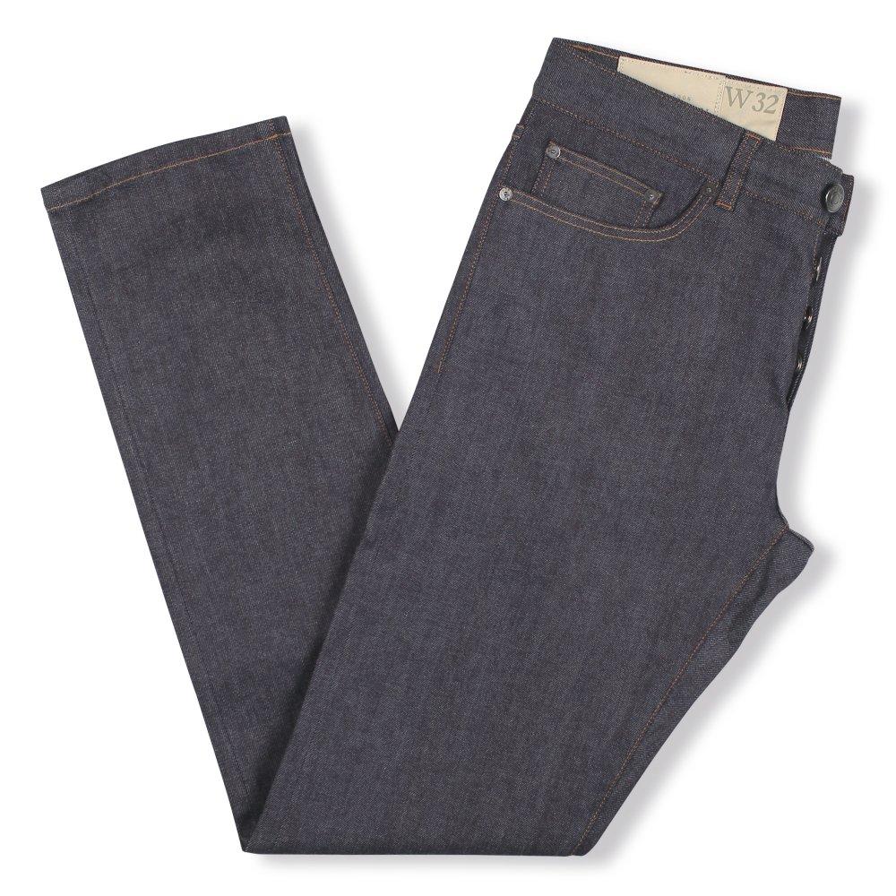 Straight cut jean