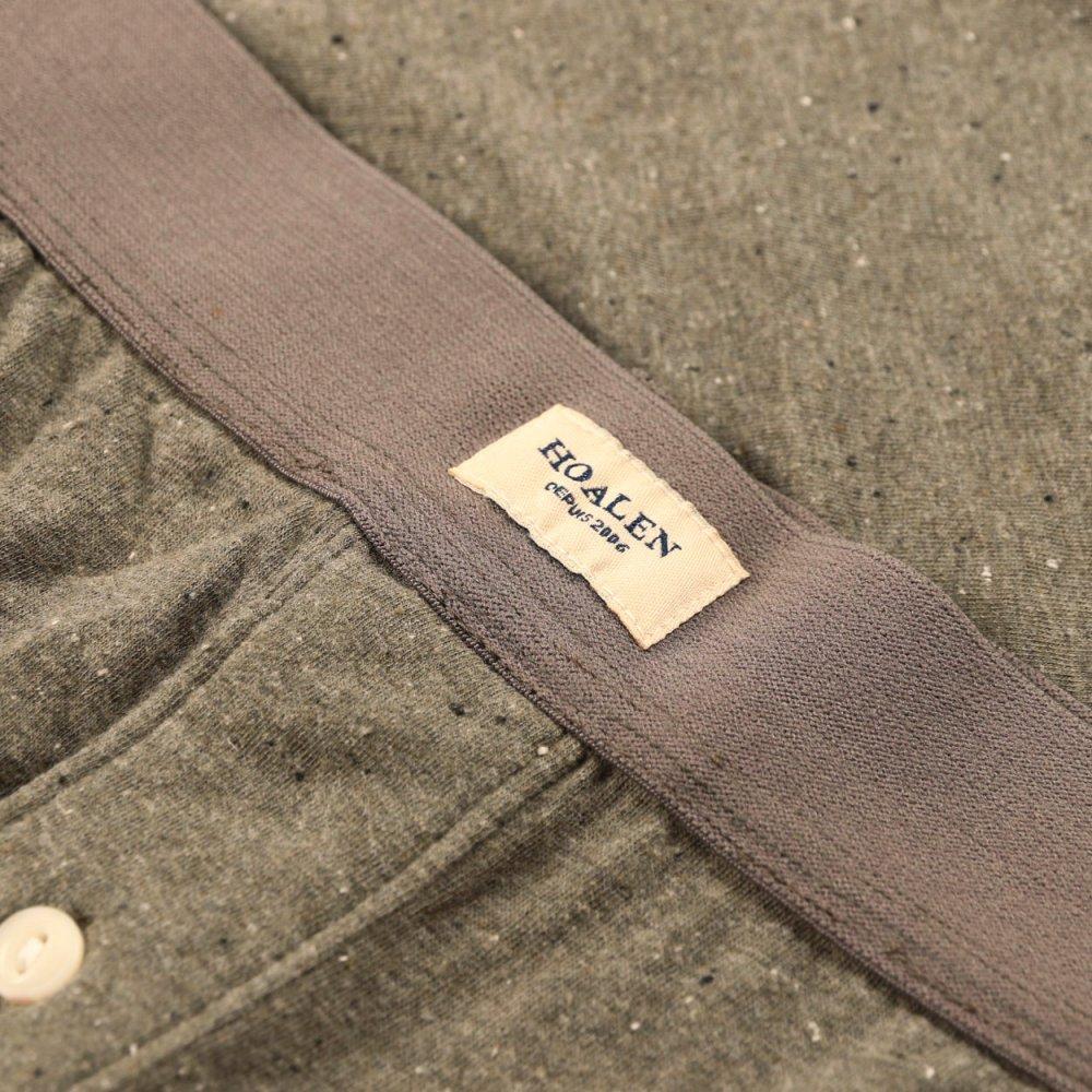 Boxer coton épais