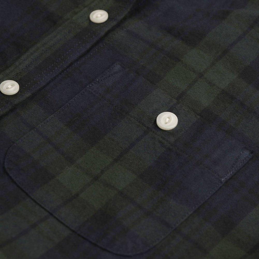 Ultra-soft handfeel flannel