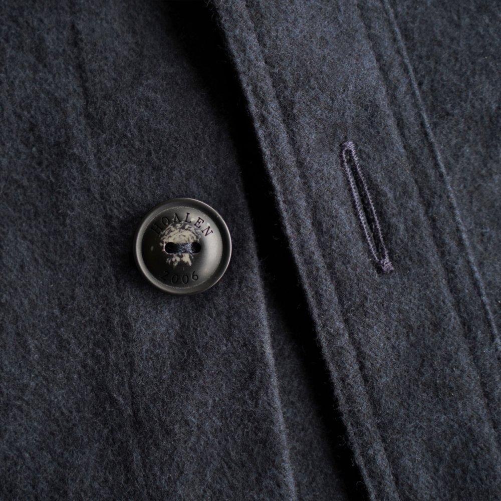 Coton Moleskine épais