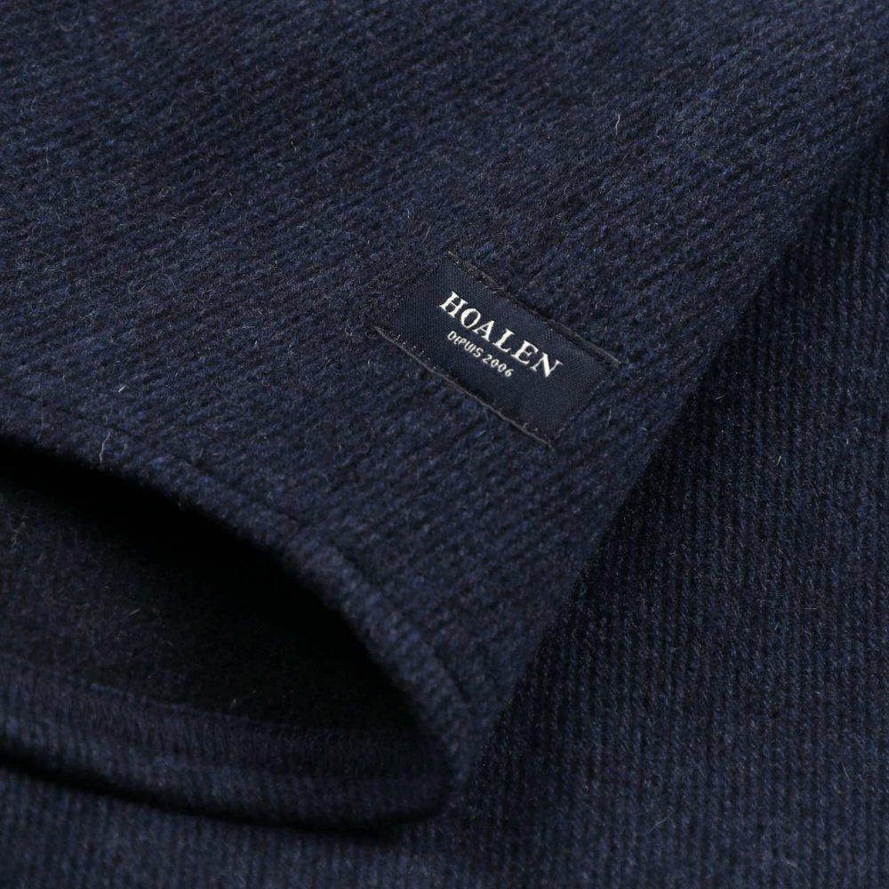 Heavyweight wool blend