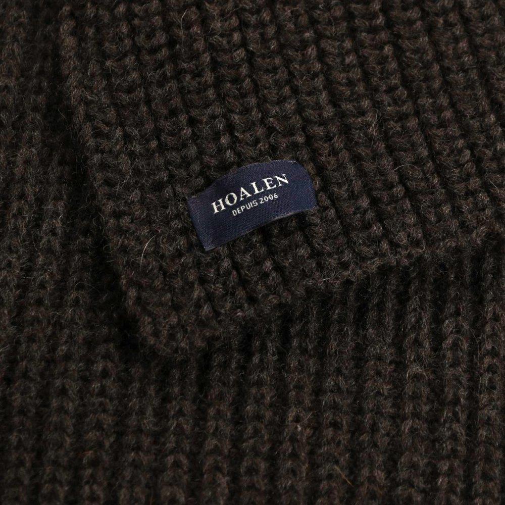 Alpaca & merino wool
