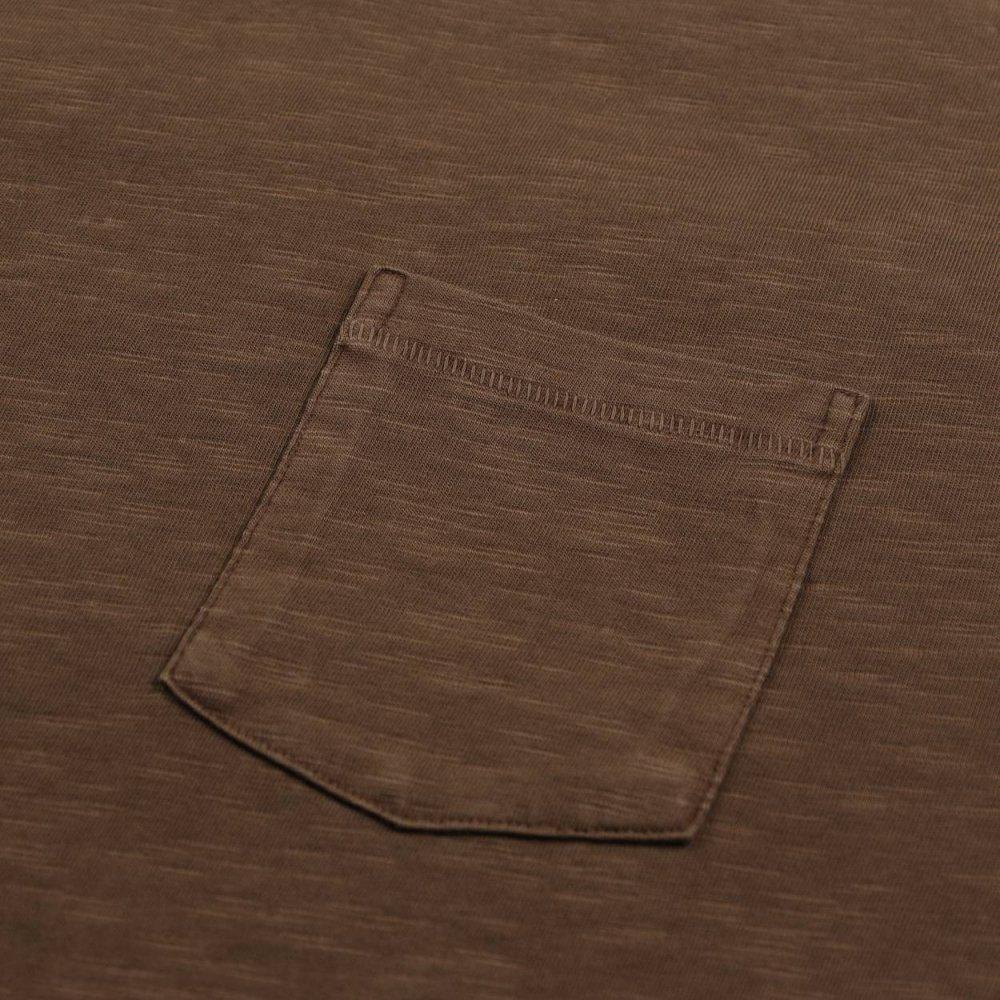 Plain pocket tee