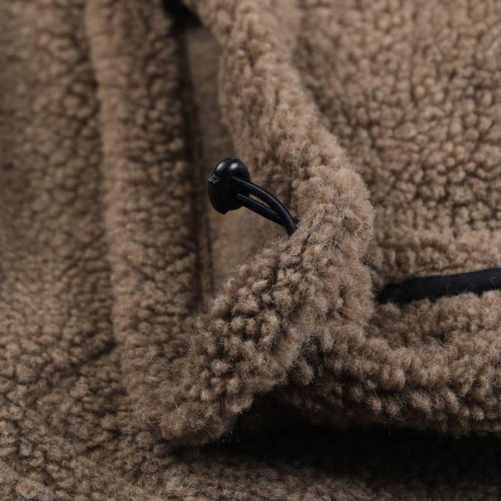 Italian polar fleece