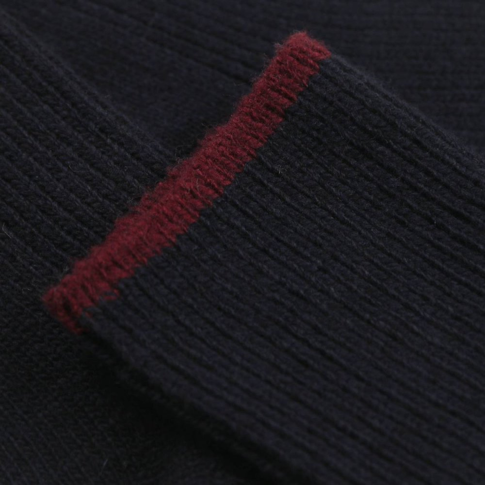 Wool & cashmere - Blue