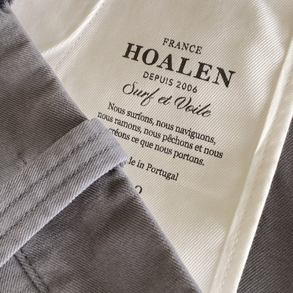 Toile de coton solide