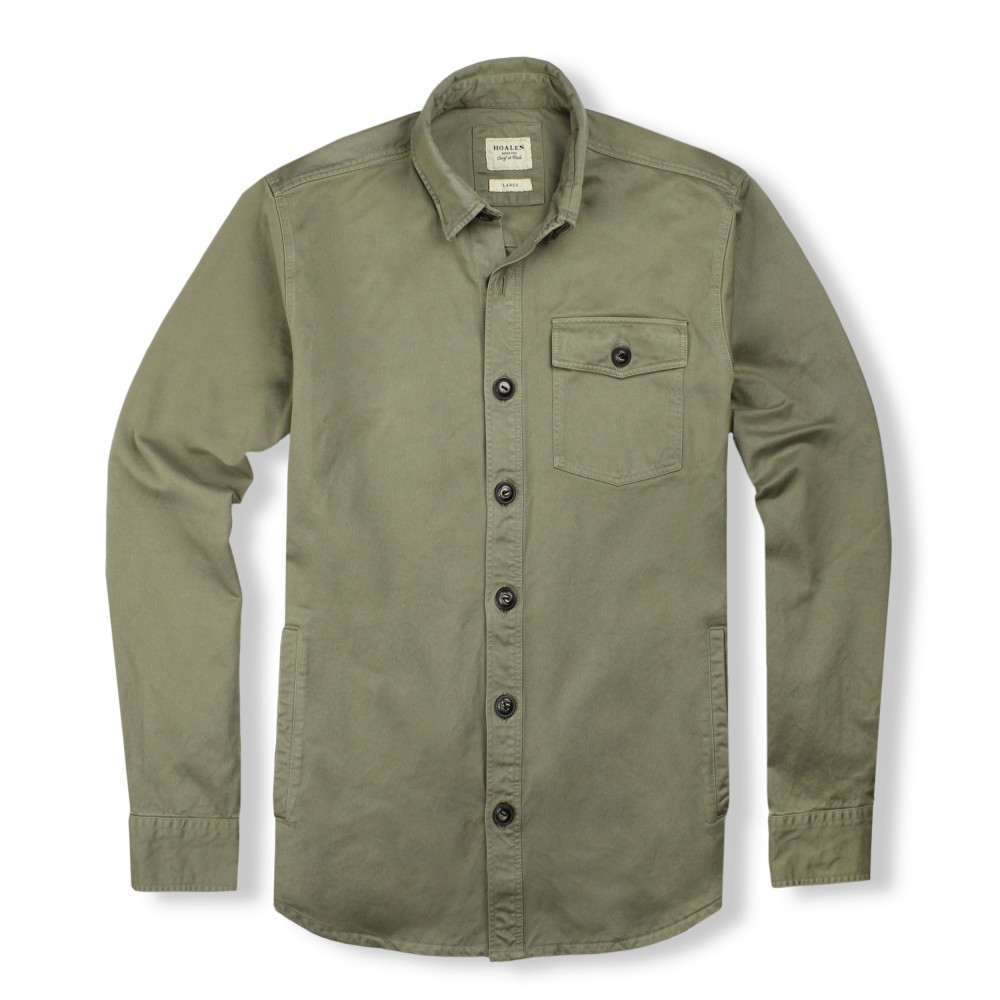 Twill jacket