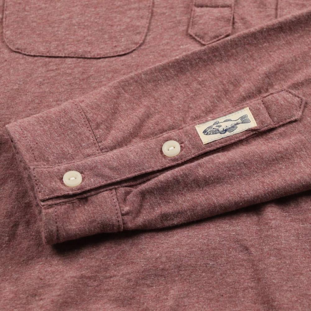 Robe chemise coton