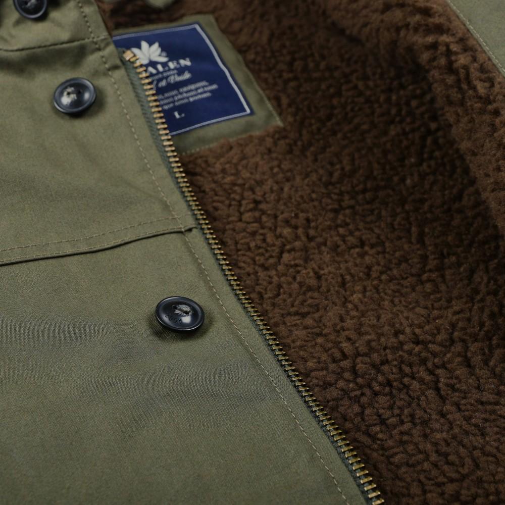 Manteau marin
