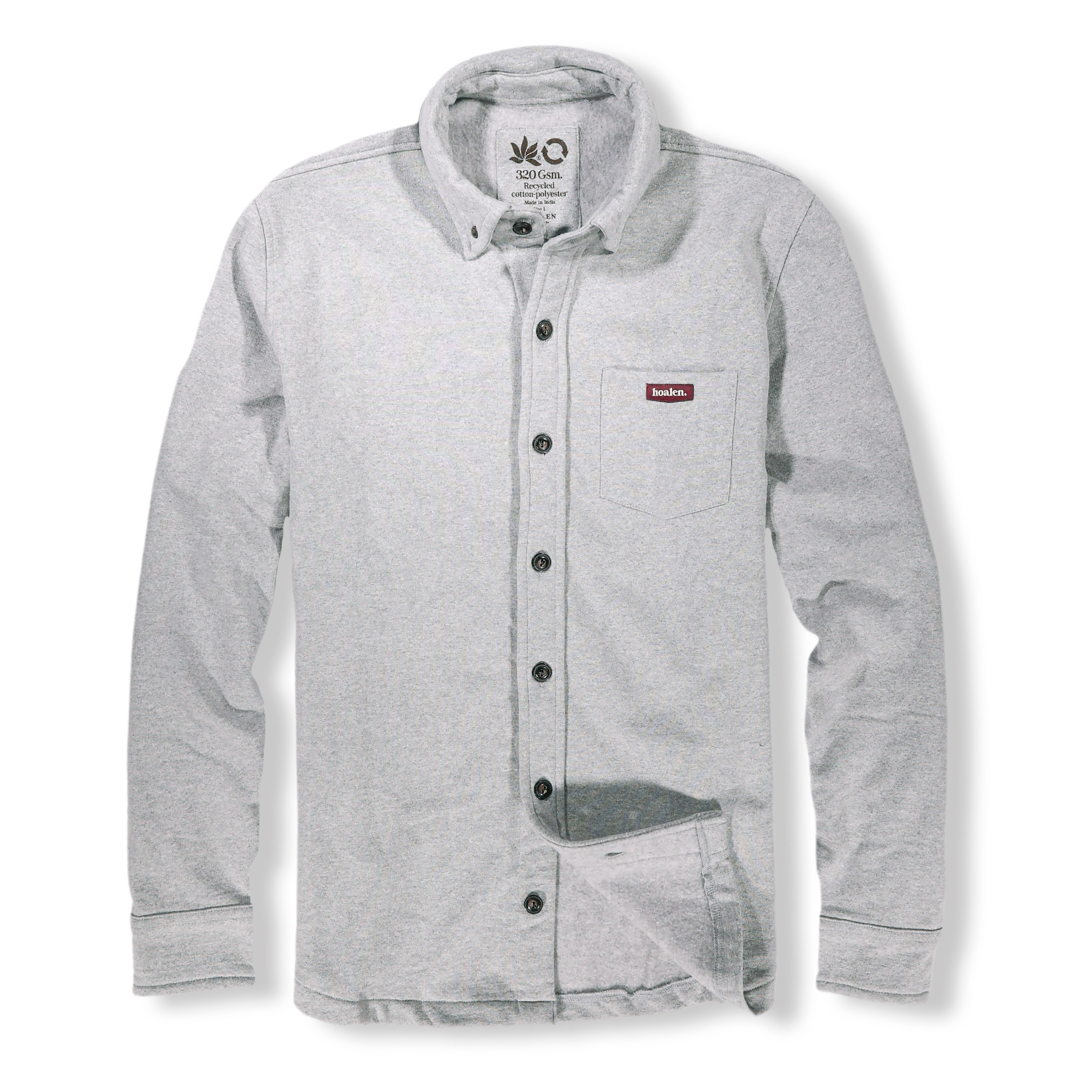 Fleece shirt