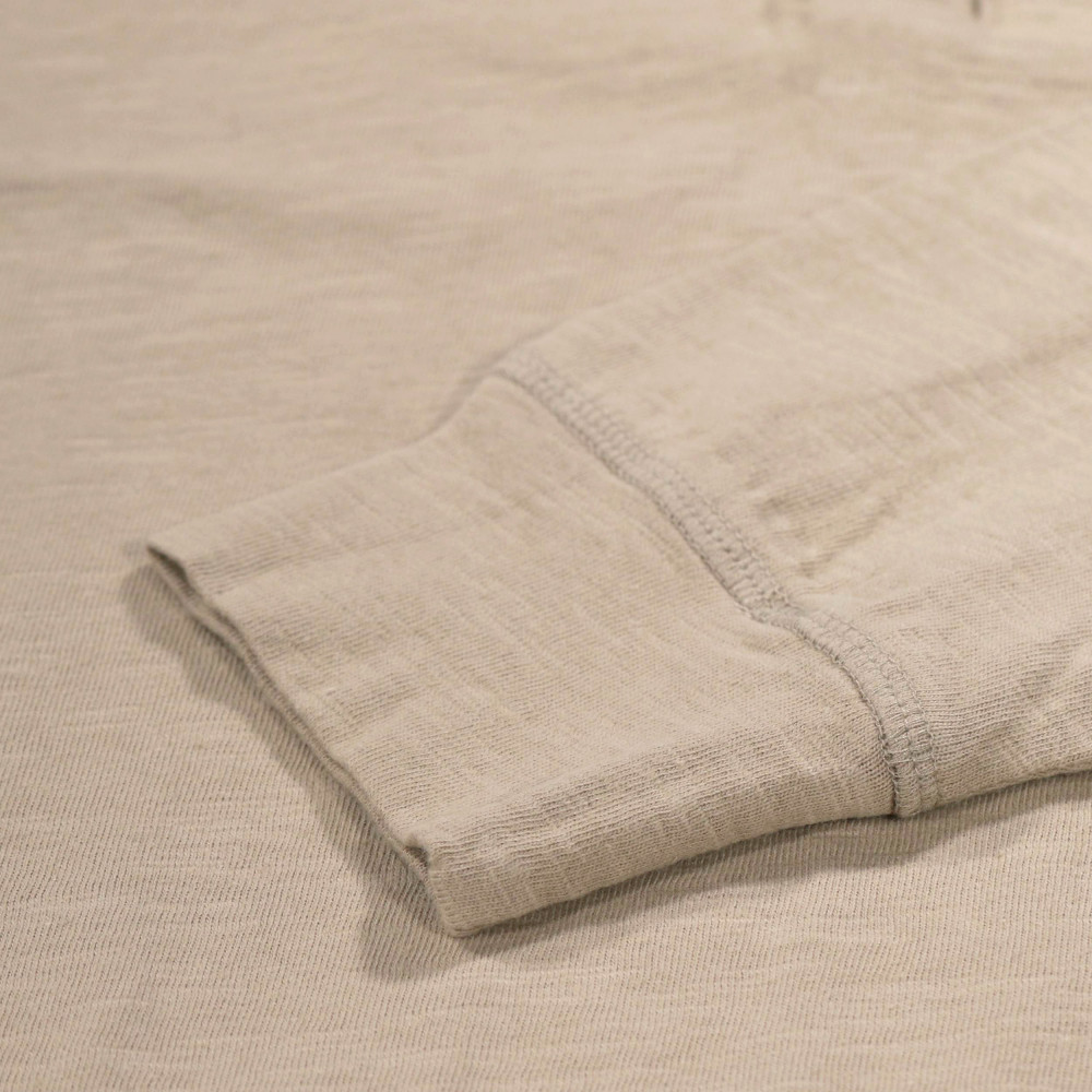 Boutonné coton épais