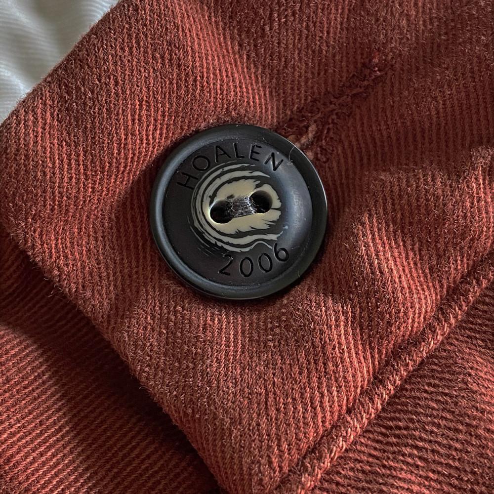 Rugged cotton twill