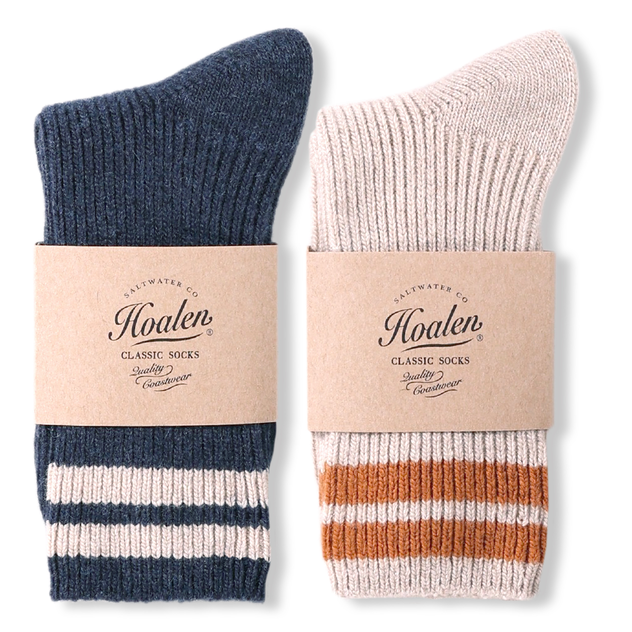Half-high socks