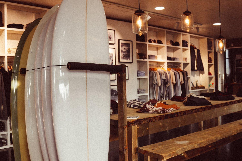Ocean Stores - Our unique stores