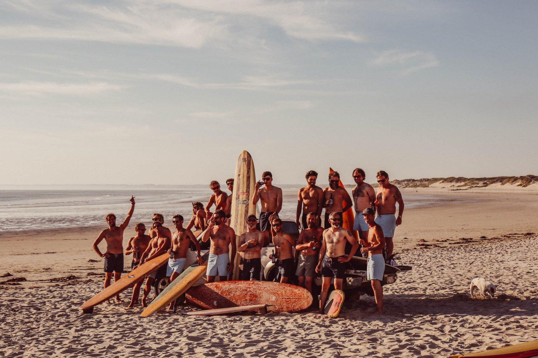 Short de Surf - Fabriqué à st Malo France