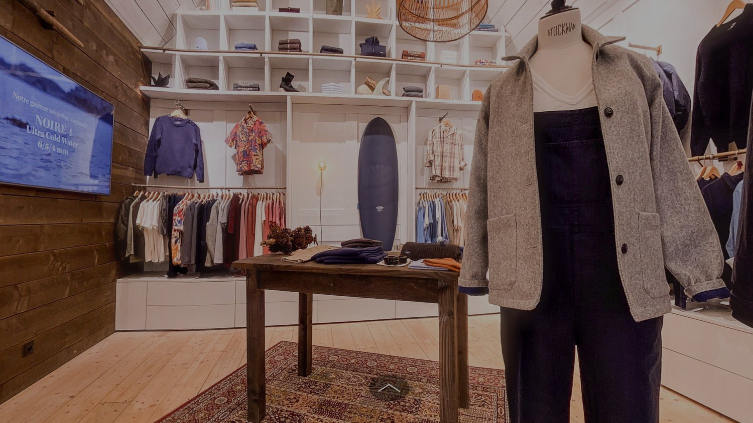 Virtual Tour - Step in our ocean stores